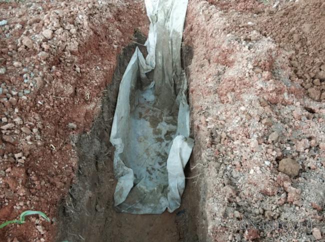 Выгребная яма без откачки